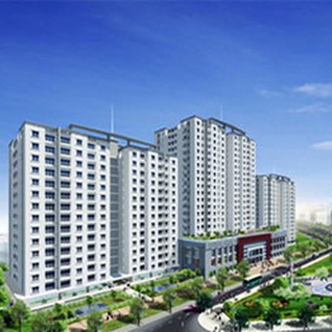 Giá căn hộ để bán tại TP.HCM giảm 4% trong quý 4/2009