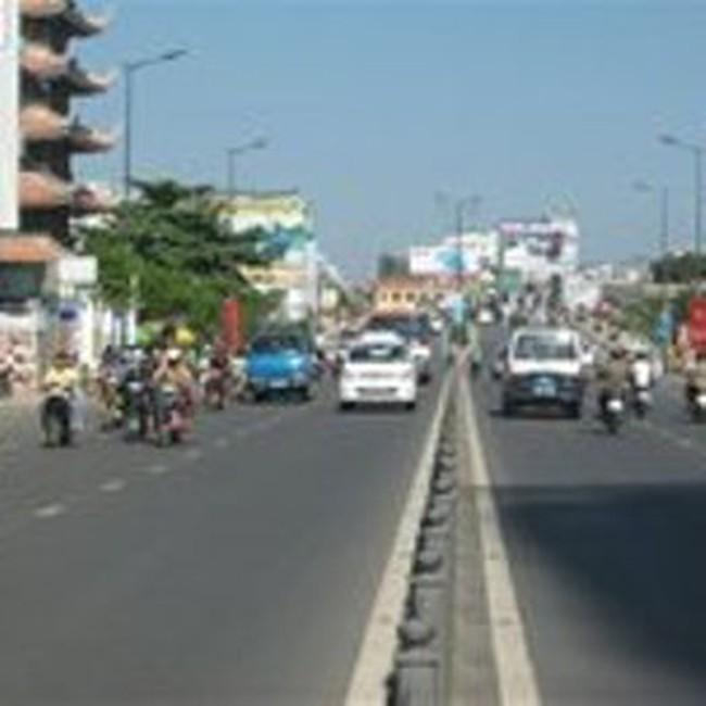 Khánh thành trục đường từ trung tâm TPHCM ra sân bay