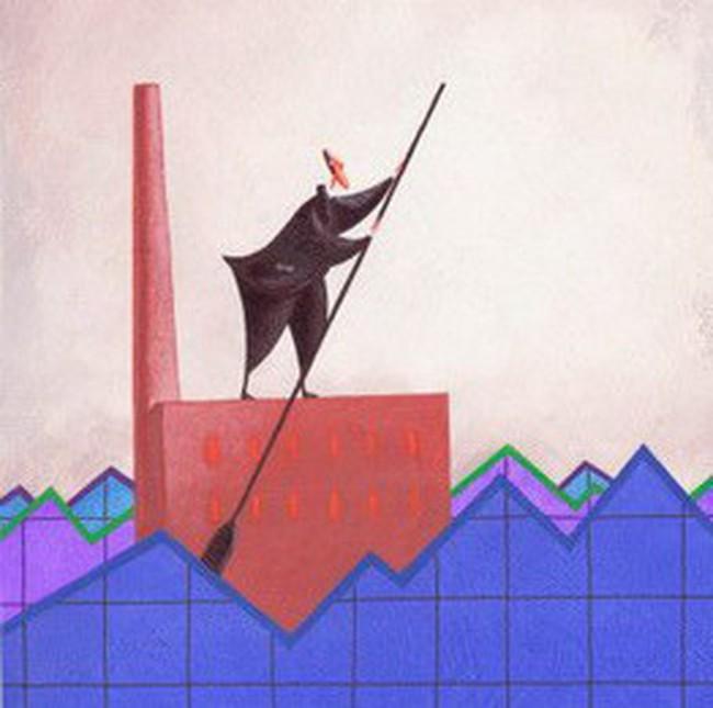 Nhà đầu tư mạnh tay bán cổ phiếu trước Tết