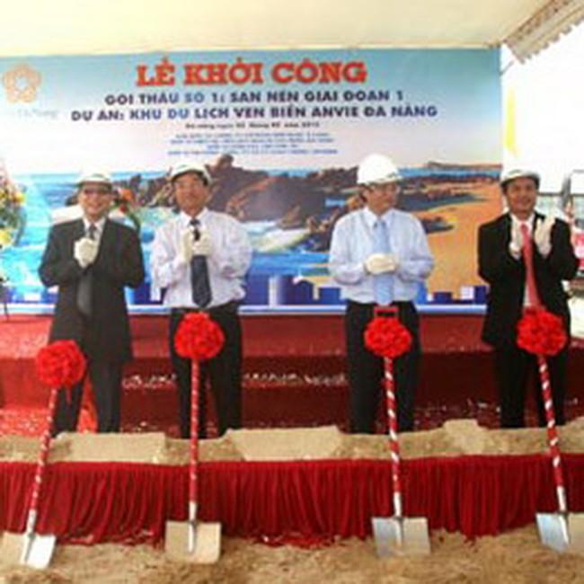 1.551 tỷ đồng xây dựng Dự án Anvie Resort & Residences tại Đà Nẵng