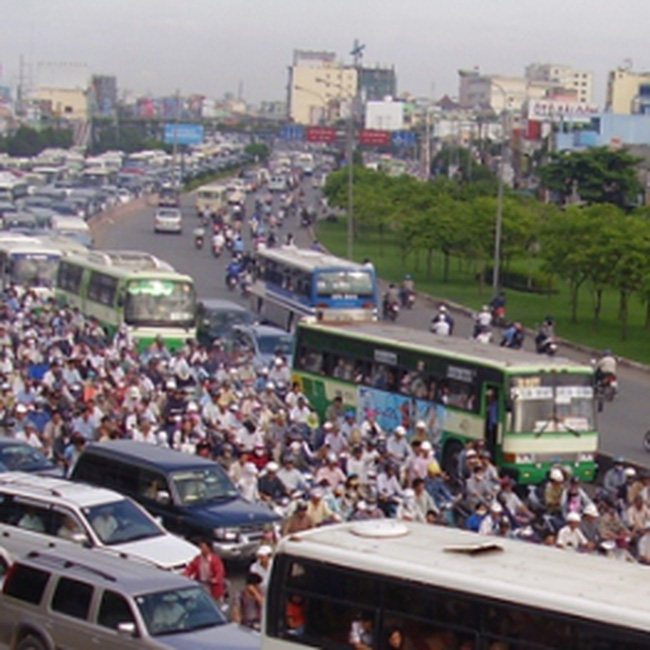 Loay hoay giải cứu đô thị