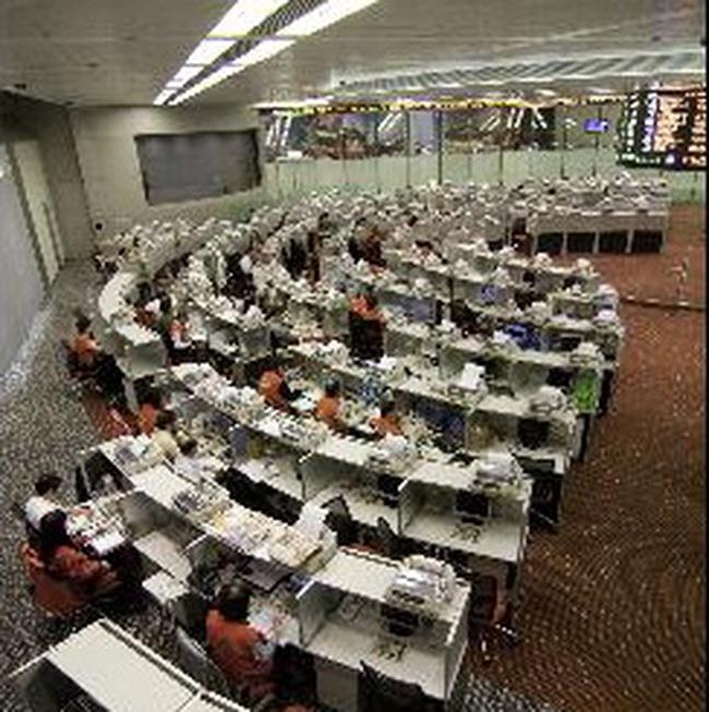 Thị trường châu Á tăng điểm phiên thứ 2