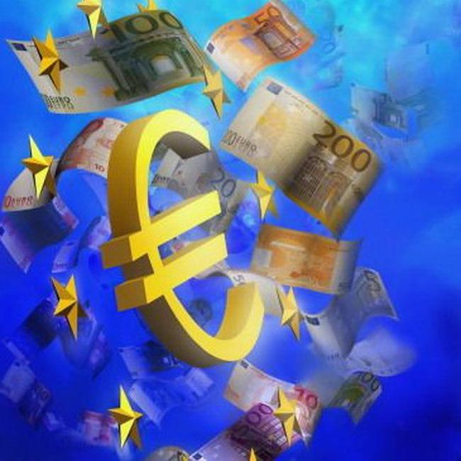 Đồng euro tăng giá cùng với lạc quan về khu vực kinh tế châu Âu