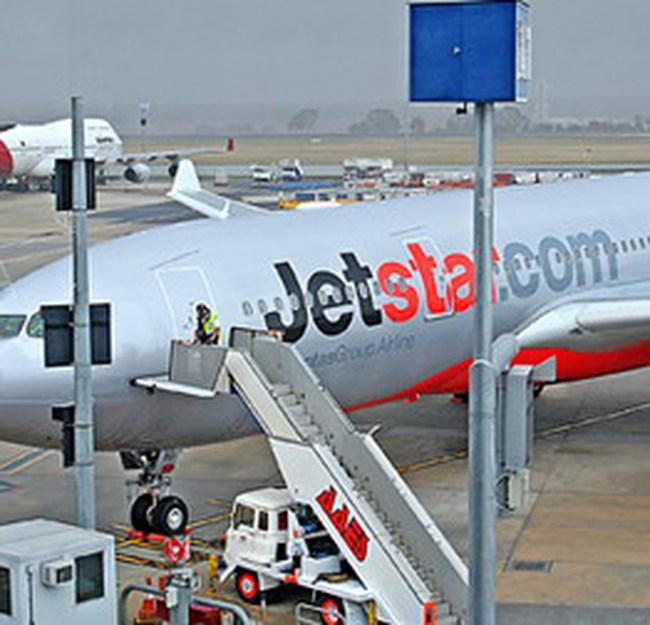 Jetstar Pacific bán 500 vé giá... 0 đồng