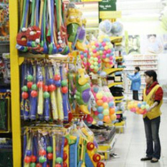 Sức hút đầu tư sản xuất đồ chơi