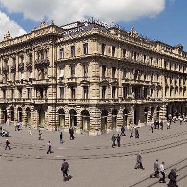 Credit Suisse công bố lợi nhuận gây thất vọng