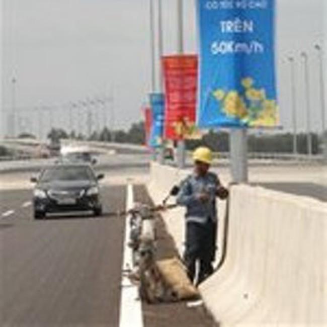Nhà đầu tư đường Trung Lương-Mỹ Thuận được hỗ trợ