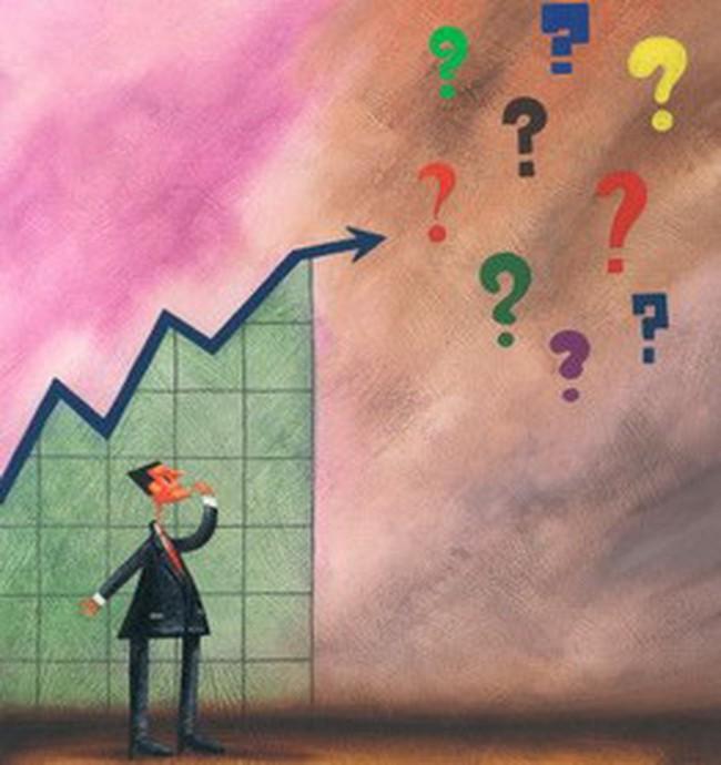 """""""Thị trường chứng khoán 2010 khó tăng mạnh"""""""