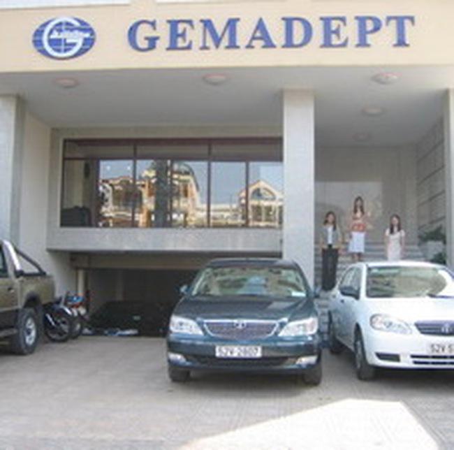 GMD: Điều chỉnh LNTT năm 2008 từ -145 tỷ thành 138,9 tỷ đồng
