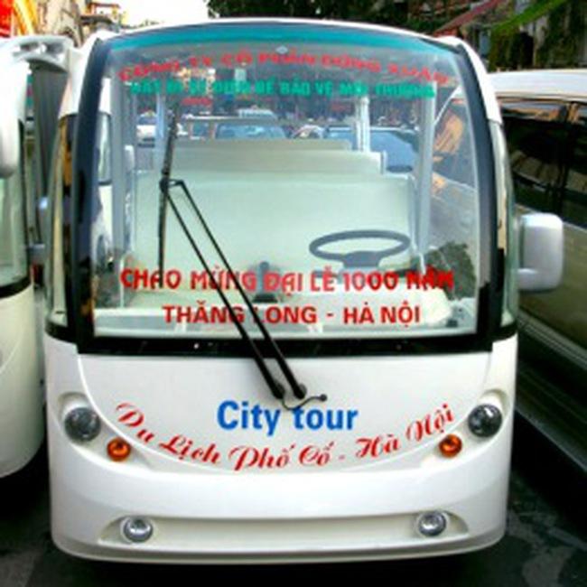 Xe điện có thể được lưu thông trở lại ở Phố cổ