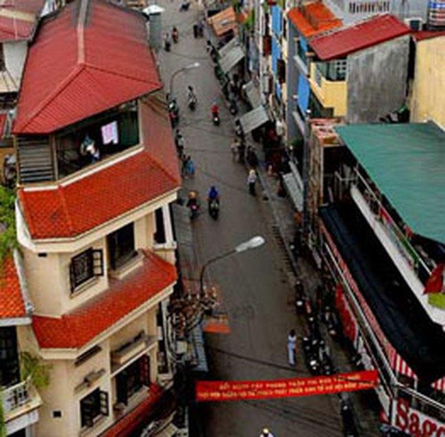 Hà Nội: Nhà ở hạng trung sẽ là điểm nổi bật