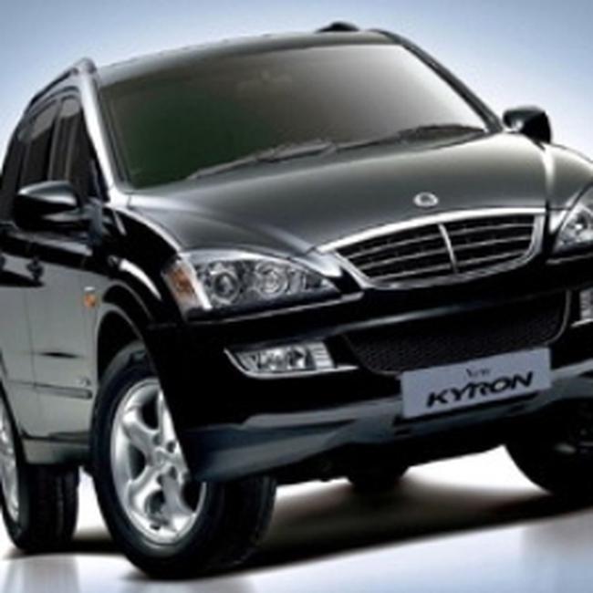 Xe hơi Ssangyong sẽ được lắp ráp tại Việt Nam