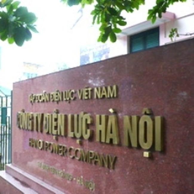 Thành lập tổng công ty điện lực thành phố Hà Nội