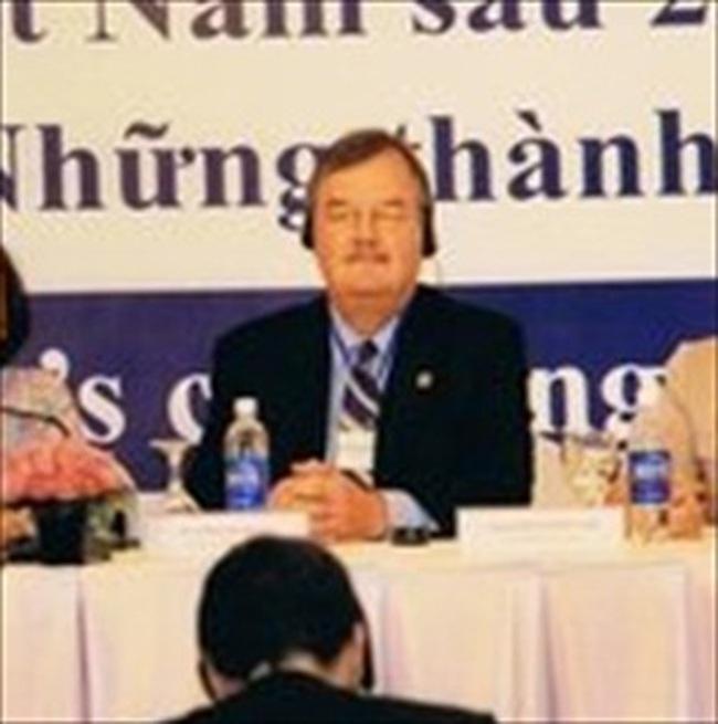 Amcham: Việt Nam là điểm đến đầu tư hàng đầu ở ASEAN
