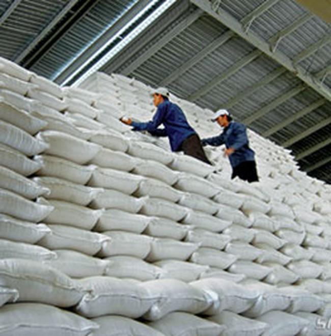 Lúa gạo chờ… người mua