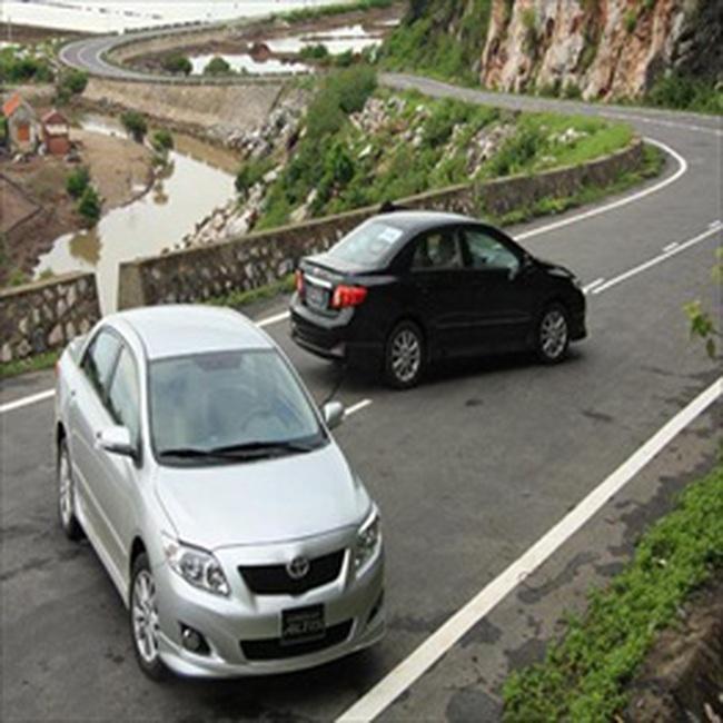 Xe bị thu hồi không thuộc trách nhiệm của Toyota Việt Nam