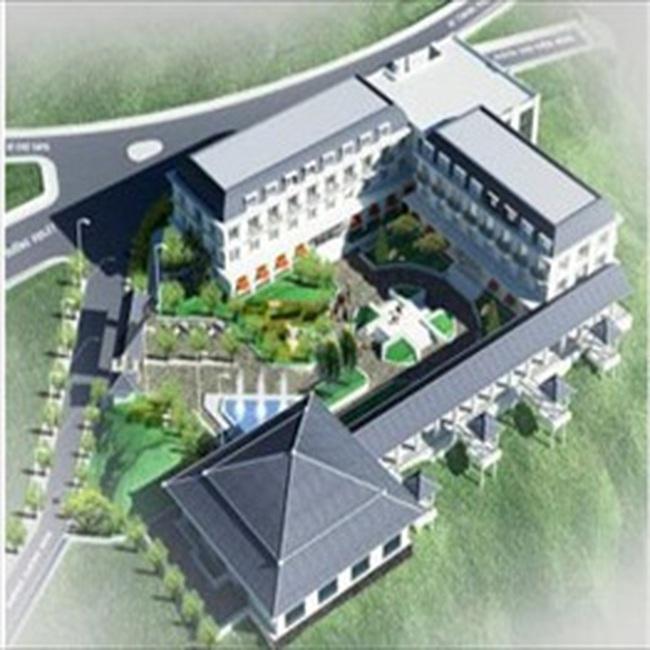Khởi công xây dựng khách sạn 4 sao lớn nhất Sapa