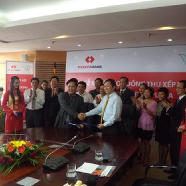 Techcombank thu xếp vốn cho Nam Đàn Plaza