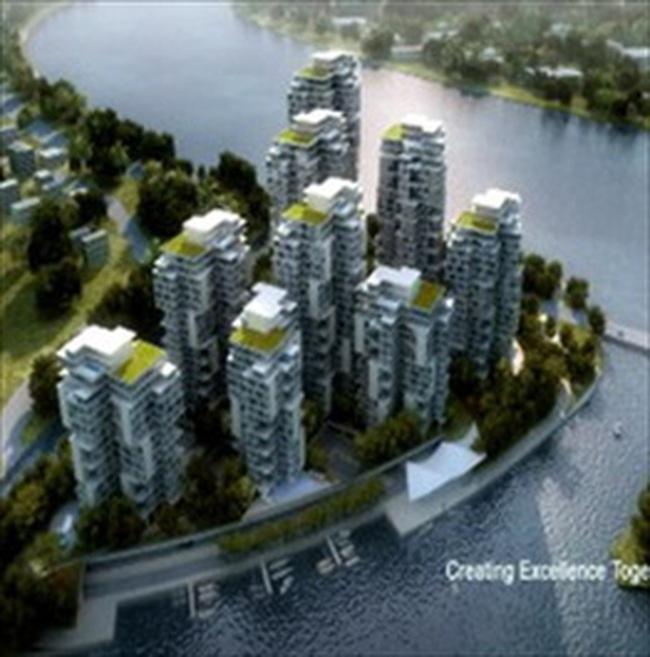 CTD: Khởi công công trình Le Meridien Saigon