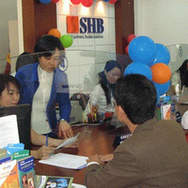 SHB được chấp thuận tăng vốn từ 2000 lên 3500 tỷ đồng