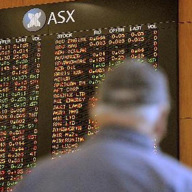 Thị trường châu Á mất điểm