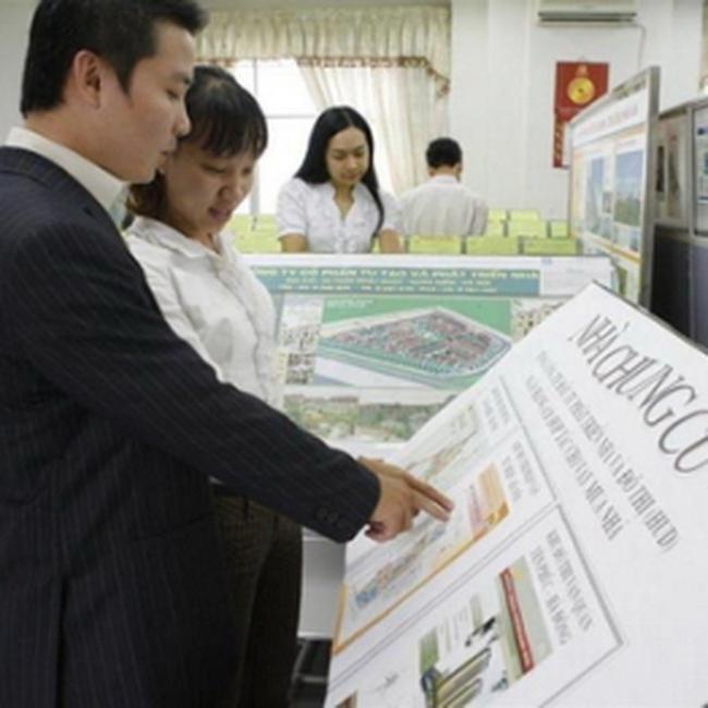 Giao dịch bất động sản qua sàn mới đạt 15%