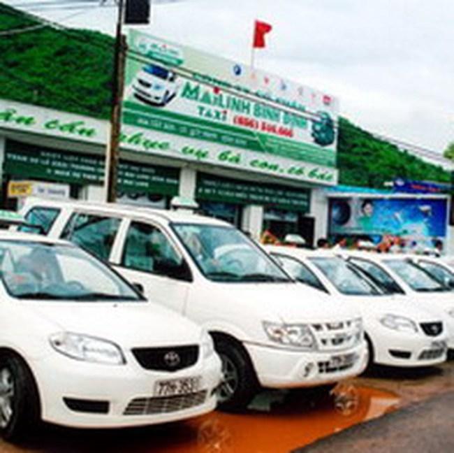 Ba hãng taxi lớn tăng giá cước 500 đồng/km
