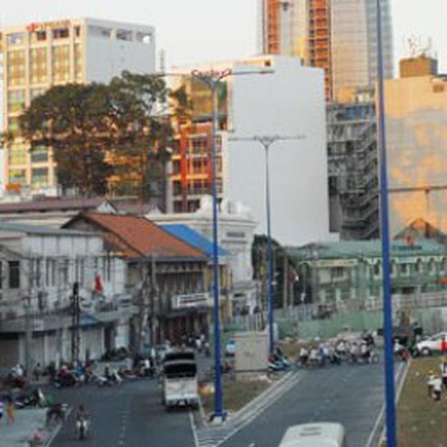 Chiều cao công trình tối đa 12 tầng