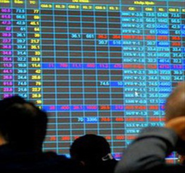 Khối ngoại miệt mài tích lũy cổ phiếu