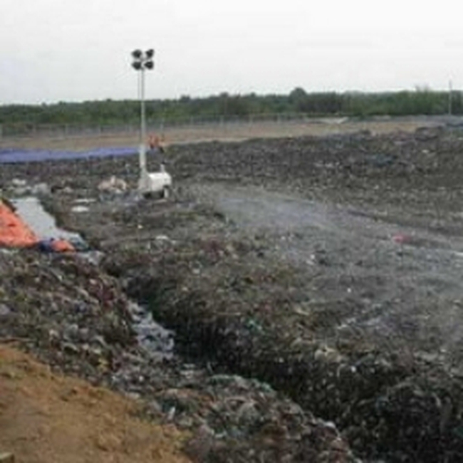 44.000 tỷ đồng xây dựng các nhà máy xử lý chất thải