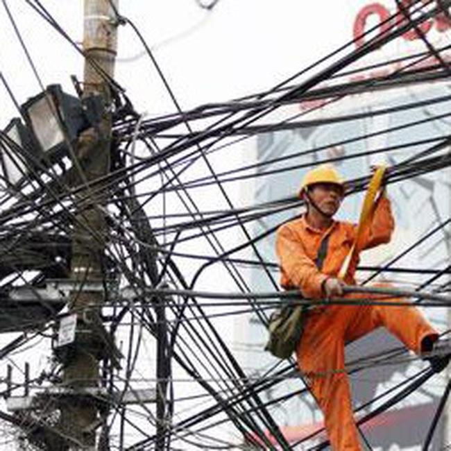 Giá điện chỉ tăng một lần trong năm nay