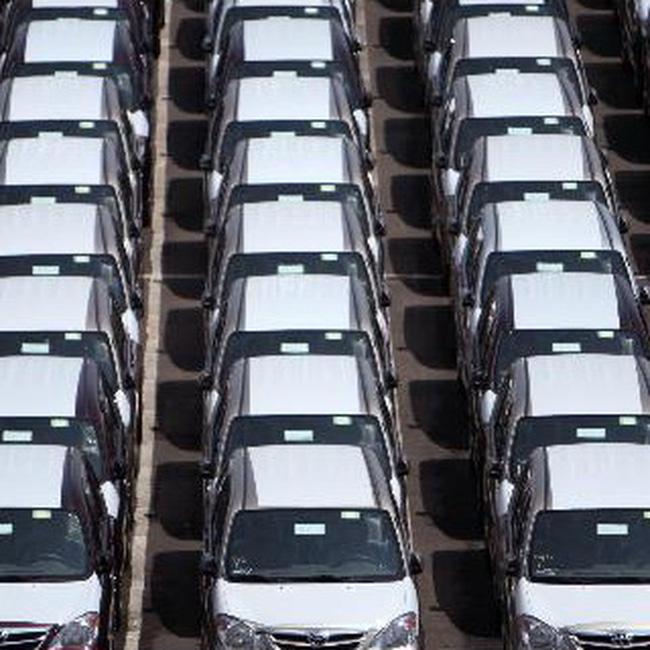 Sản xuất Nhật đi lên mạnh cùng xuất khẩu