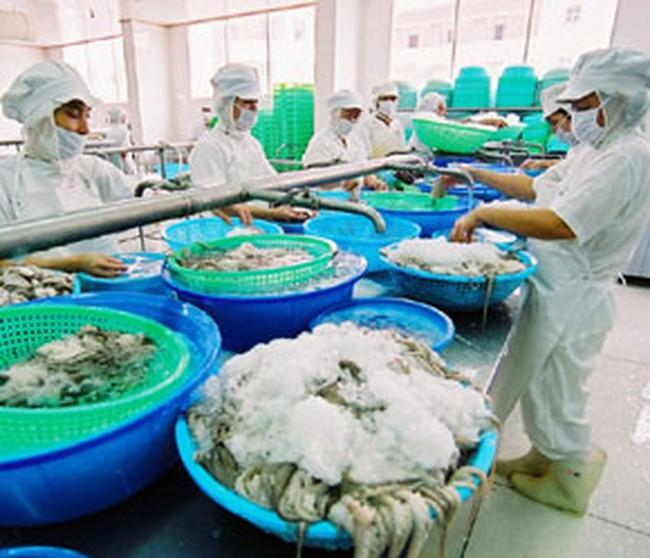 Xuất khẩu nông lâm thủy sản tăng gần 25%