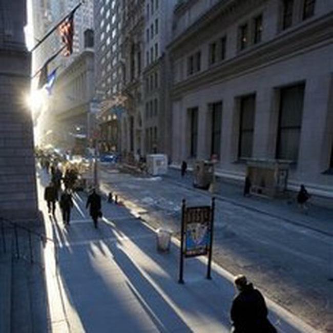 S&P 500 tăng 2,9% trong tháng 2/2010