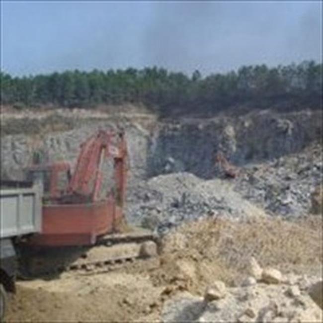 Thái Nguyên được khai thác một điểm quặng vàng