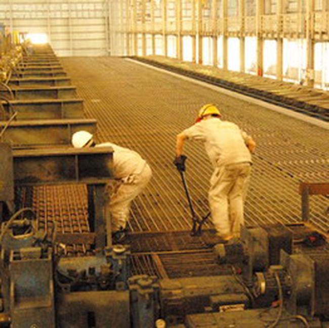 HPG: Chính thức đưa vào sản xuất khu luyện thép Hòa Phát