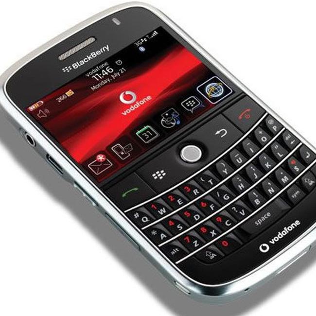 Hãng sản xuất điện thoại BlackBerry công bố lợi nhuận gây thất vọng