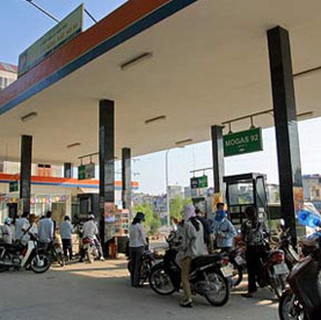 Bộ Tài Chính kiến nghị giãn thời gian điều chỉnh giá xăng dầu lên 30 ngày