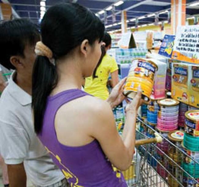 Tháng nào cũng có sản phẩm sữa tăng giá
