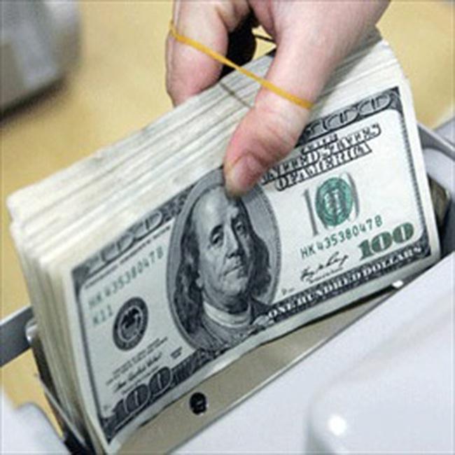 Giá USD vẫn tiếp đà sụt giảm