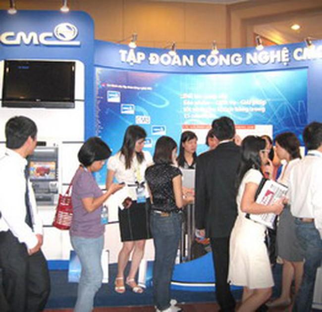 CMG: Năm 2010 đặt mục tiêu 156,5 tỷ đồng LNST