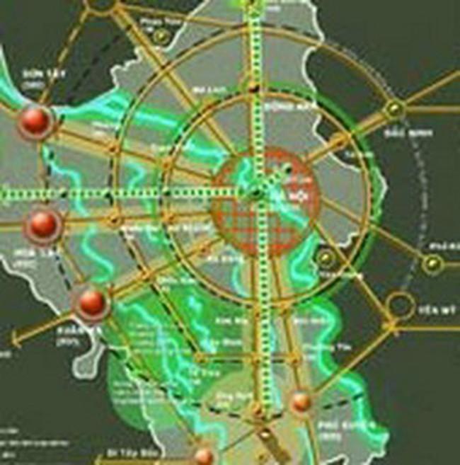 Kiến nghị xem xét 11 thiếu sót trong đồ án quy hoạch Thủ đô