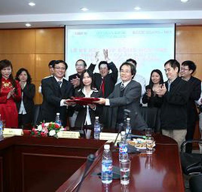 MCG, VCB: Kí hợp đồng hợp tác thực hiện dự án đầu tư khu đô thị Long Hưng