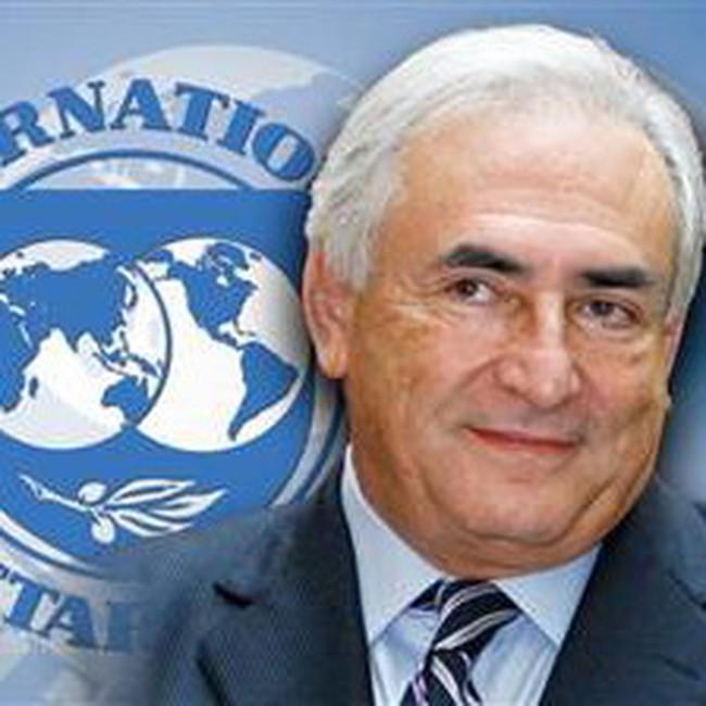 IMF nâng dự báo tăng trưởng kinh tế thế giới