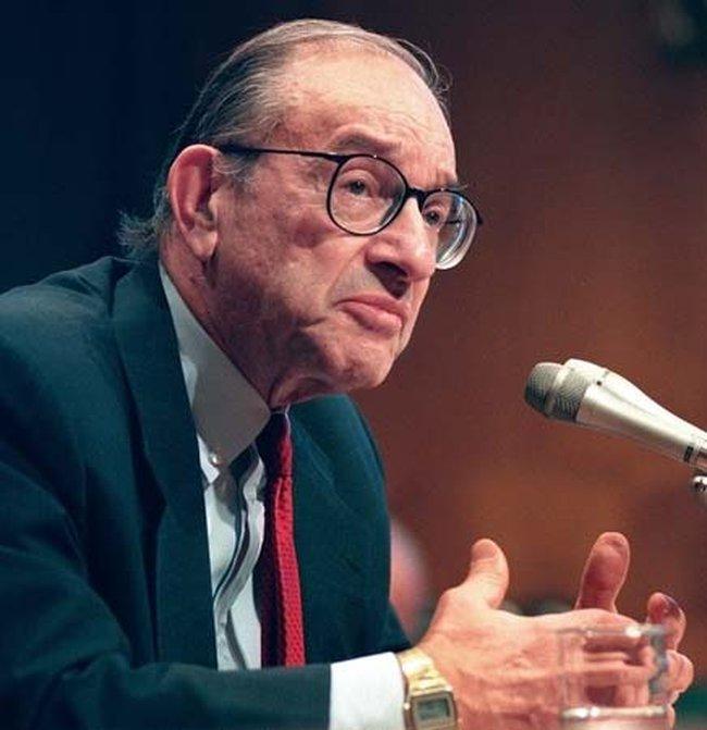 Alan Greenspan lạc quan hơn vào thị trường việc làm Mỹ