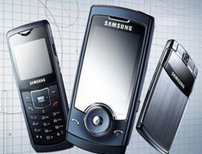 Giá điện thoại di động: Lớn đua giảm giá, nhỏ bình chân