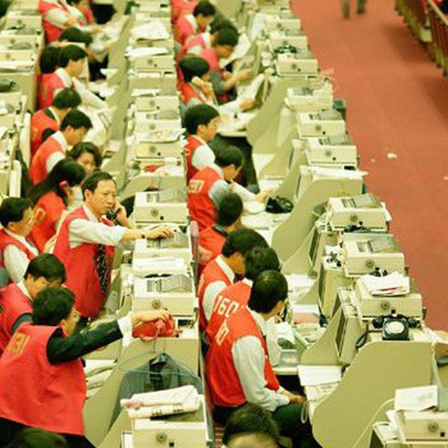 Thị trường châu Á lên cao nhất trong 1 năm rưỡi