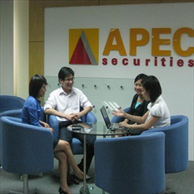 Chứng khoán APEC chính thức giao dịch 26 triệu cổ phiếu trên HNX ngày 19/04