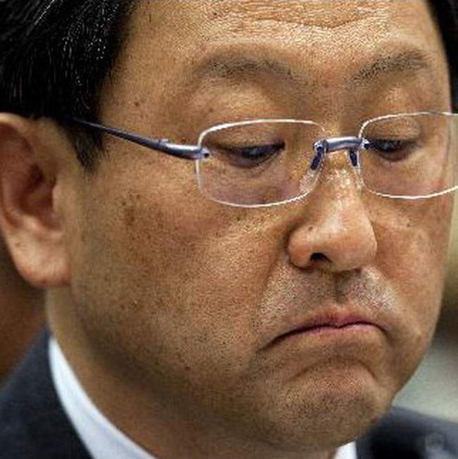 Toyota đương đầu với án phạt cao kỷ lục