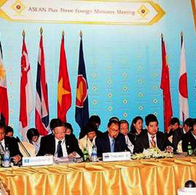 Một số thỏa thuận đạt được từ Hội nghị thứ trưởng và Phó thống đốc NHTW ASEAN+3